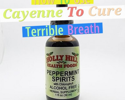How To Use Cayenne To Cure Terrible Breath