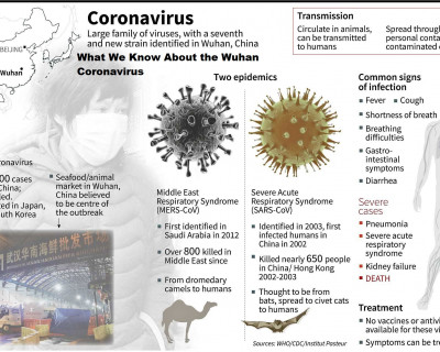 What is the coronavirus? Wuhan virus