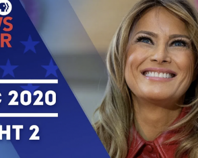 WATCH LIVE: 2020 Republican National Convention Night 2