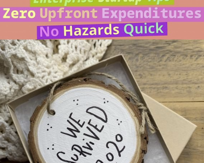 Marketing ideas for small business - Zero Upfront Expenditures! No Hazards! Quick!