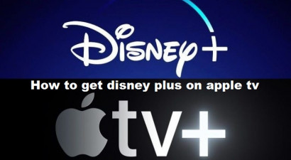 Apple Tv Disney Plus - How to get disney plus on apple tv