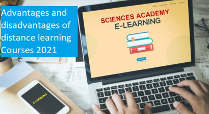 Advantages and disadvantages of distance learning Courses 2021